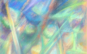 z.t., pastelkrijt op papier, 50 x 65 cm